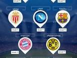 إنفوجراف| أقوى 10 فرق هجوما في الدوريات الأوروبية