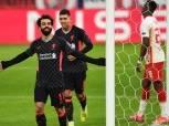 محمد صلاح يقود تشكيل ليفربول ضد لايبزيج في دوري أبطال أوروبا