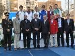 وزير الرياضة يهنئ الخماسي الحديث بالميدالية الفضية في بطولة العالم للكبار