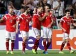 يورو 2020.. التشكيل الرسمي لمباراة الدنمارك وروسيا