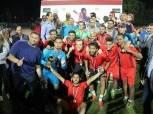 وزير الشباب والرياضة يتوج منتخب مصر ببطولة محاكاة أفريقيا