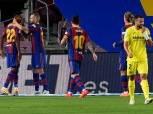 برشلونة يتعادل مع إشبيلية 1-1 في الدوري الأسباني (فيديو)