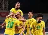 شاهد هدف البرازيل أمام منتخب مصر في أولمبياد طوكيو 2020.. خطأ العراقي