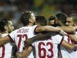بالصور| ثلاثي هجومي يقود ميلان أمام هيلاس فيرونا في كأس إيطاليا