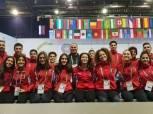 منتخب مصر للترامبولين يشارك ببطولة العالم بروسيا