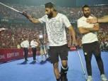 """""""واتس أب"""" يُقرب المسافات بين لاعبي منتخب مصر وجنش"""