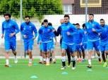حزن بين لاعبي الزمالك بعد الهزيمة أمام نهضة بركان المغربي