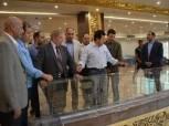 وزير الرياضة يلتقي محافظ الاسماعلية ويتفقدان الفرع الجديد للإسماعيلي