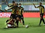 جدول ترتيب الدوري المصري قبل مباراة بيراميدز والمقاولون العرب