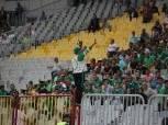 بسبب الهتافات.. الزمالك يطالب مراقب المباراة بإخلاء مدرجات الاتحاد السكندري