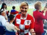 مرتضي منصور: يارب إنجلترا تتغلب علشان رئيسة كرواتيا جميلة وشيك