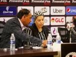 سحر عبد الحق: الدوري مستمر.. وجاهزون لأي قرار يحفظ سلامة اللاعبين