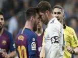 الكلاسيكو.. التعادل الإيجابي يحسم الشوط الأول بين برشلونة وريال مدريد