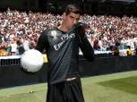 «كورتوا» يظهر للمرة الأولى بتشكيل «ريال مدريد» أمام «ليجانيس»