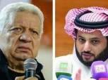 رئيس الزمالك يرد علي تركي آل الشيخ
