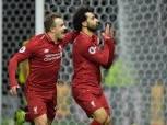 «صلاح» يصنع.. و«شاكيري» يسجل ثالث أهداف ليفربول أمام بيرنلي