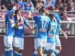 نابولي ينجو بصعوبة من فخ جنوى في الدوري الإيطالي