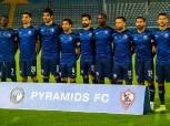 أحمد فتحي خارج تشكيل بيراميدز أمام الاتحاد الليبي بالكونفدرالية