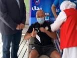 المنتخب الأولمبي يحصل على الجرعة الأولى من لقاح كورونا «صور»