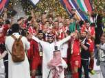 بالفيديو.. شاهد احتفال تركي آل الشيخ مع لاعبي النجم بعد التتويج بكأس زايد