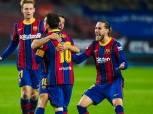 برشلونة يضرب رقما قياسيا بالحفاظ على شباكه نظيفة بالفوز ضد إلتشي «فيديو»