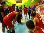 «الأهلي» يتأهل لنصف نهائي البطولة العربية لكرة السلة على حساب «بيروت»