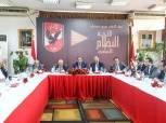 الخطيب يدعو رؤساء الأهلي وأعضاء المجلس السابقين للمشاركة في مشروع لائحة النظام الأساسي
