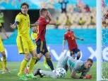 إسبانيا ضد السويد في يورو 2020.. التعادل السلبي يحسم الشوط الأول