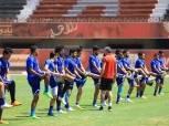 تدريبات بدنية مكثفة للاعبي الأهلي استعدادًا للبطولة العربية