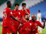 أولونجا يقود هجوم الدحيل ضد الأهلي بكأس العالم للأندية