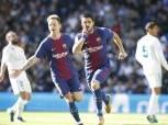 برشلونة يتفوق محلياً بفضل «ميسي».. وريال مدريد له اليد العليا قارياً مع «رونالدو»