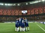 فرانك لامبارد يعلن تشكيل تشيلسي ضد برشلونة بكأس راكوتين