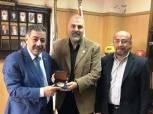 تعاون مشترك وإشادة من الأولمبياد الخاص للاتحاد المصري لكرة السلة