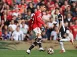 رونالدو يقود هجوم مانشستر يونايتد أمام يونج بويز بدوري أبطال أوروبا