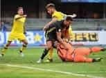 «خطأ رونالدو» يحرم يوفنتوس من الهدف الثالث أمام كييفو فيرونا