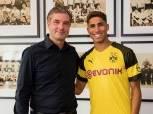 رسميا.. «حكيمي» ينتقل إلى بروسيا دورتموند من ريال مدريد