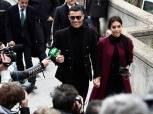 بالصور| وصول «رونالدو وألونسو» للمثول أمام محكمة مدريد