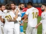 بنزيما ويوفيتش في قائمة ريال مدريد لمواجهة ليفانتي