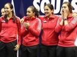 للمرة الرابعة.. منتخب «سيدات الإسكواش» يهزم إنجلترا ويفوز ببطولة العالم بالصين