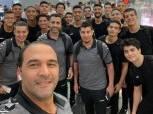 منتخب اليد يطير لمقدونيا للمشاركة في بطولة العالم للناشئين