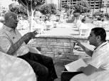 حوار| نجم الترسانة فى عصره الذهبى: لعبنا الكرة فى زمن أبوبلاش