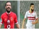 بالفيديو| علي معلول يتفوق على «النقاز» في برج العرب.. سجل هدفا والأهلي فاز بالستة