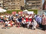 إقامة مهرجان السباحة الترويحي للأولمبياد الخاص بنادي بورتو نايل