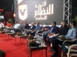 فعاليات لقاء «الخطيب» بأعضاء الاهلي لمناقشة «اللائحة» في الجزيرة