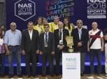 """فريق استاد القاهرة يتوج بطلا لدورة دورة """"ند الشبا"""" الرياضية لكرة قدم الصالات"""
