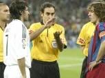 حكم إسباني سابق: 90% من الحكام يشجعون ريال مدريد
