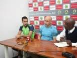 حسام حسن: المصري جاهز لتحقيق الفوز على سونجو رغم الظروف الصعبة