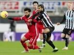 محمد صلاح بديلا في مواجهة ليفربول ضد بيرنلي بالدوري الإنجليزي