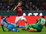 ميلان ونابولي بربع نهائي كأس إيطاليا