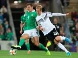 بالفيديو.. منتخب ألمانيا يتجاوز أيرلندا بثنائية.. وهولندا ُيسقط إستونيا برباعية